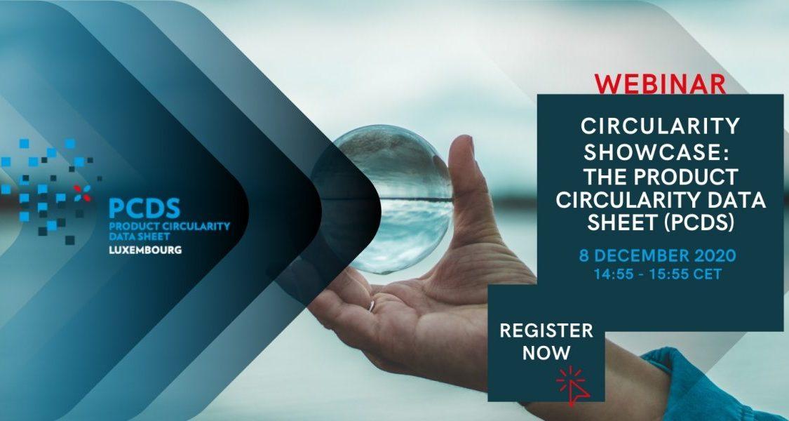 Circularity Showcase: PCDS