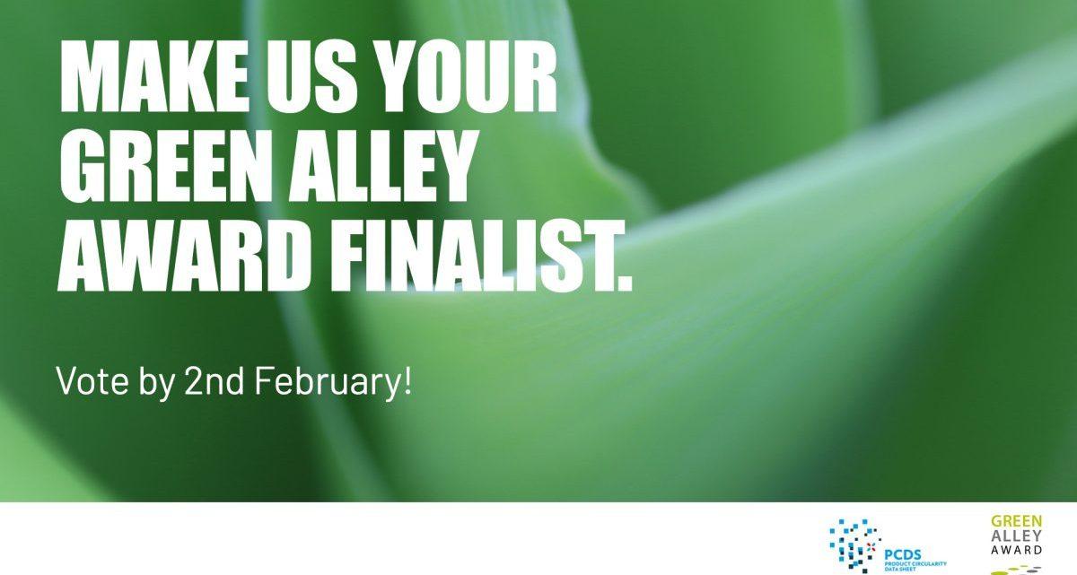 Green Valley Award 2021